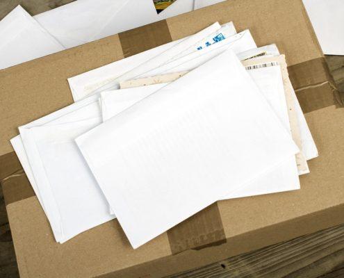 postai ügyintézés