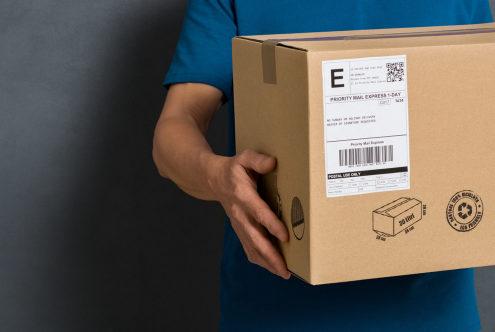 céges csomagok postázása